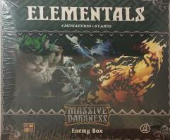 Elementals (Kickstarter Exclusive)