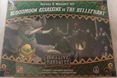 Bloodmoon Assassins vs. The Hellephant