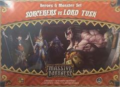 Sorcerers vs. Lord Tusk