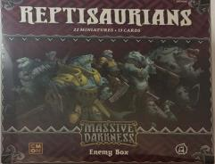 Reptisaurians Enemy Box
