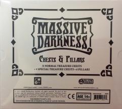 Chests & Pillars (Kickstarter Exclusive)
