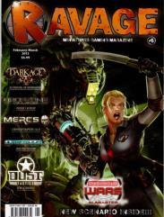 """#6 """"Dark Age Skarrd Abomination, Dust Tactics Scenarios, Zombicide Scenarios"""""""