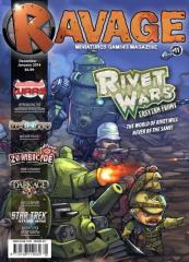 "#11 ""Rivet Wars, Sedition Wars, Infinity Mission Packs, Relic Preview"""