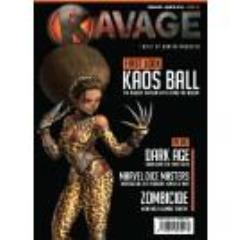 "#12 ""Kaos Ball, Dark Age, Marvel Dice Masters"""