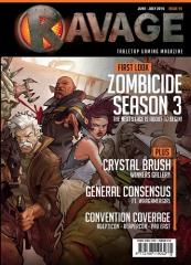 "#14 ""Zombicide Season 3, Crustal Brush, General Consensus, Reapercon & Pax East"""