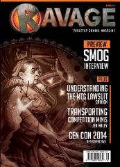 "#16 ""Smog Interview, Understanding the MTG Lawsuit, Transporting Competition Minis"""