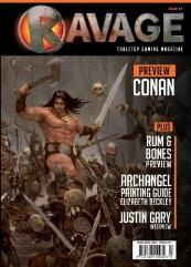 "#17 ""Conan, Rum & Bones, Archangel Painting Guide"""