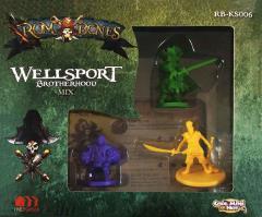 Wellsport Brotherhood - Mix (Kickstarter Exclusive)