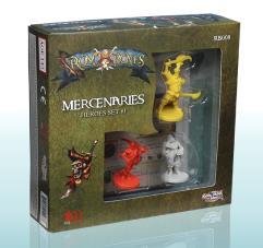 Mercenaries - Heroes Set #1