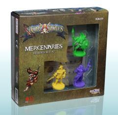 Mercenaries - Heroes Set #2