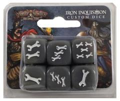 Rum & Bones Dice - Iron Inquisition (6)