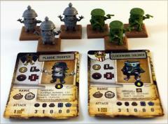 Plague Trooper/Clockwork Soldier Pack