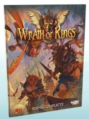 Wrath of Kings, Rising Conflicts - Book 2