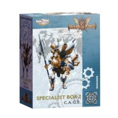 Specialist Box #2 - C.A.G.E.