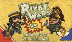 Elsa Frost vs. Cher Ami