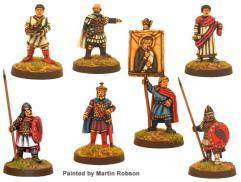 Byzantium - Emperor & Retinue