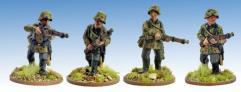 German Schutzen w/Rifles #1