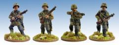 German Schutzen w/Rifles #2