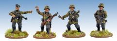 German Schutzen Command