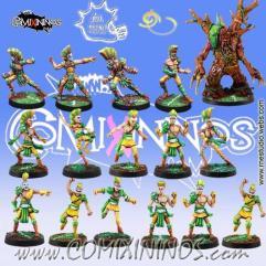 Wood Elf Team #1