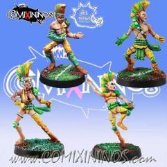 Wood Elf Catchers