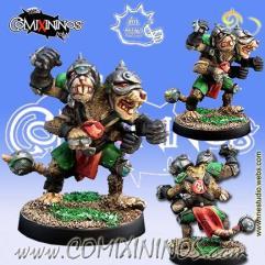 Hamflek -Two Headed Ratmen Star Player