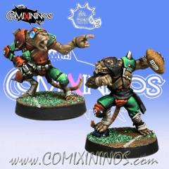 Ratmen Throwers
