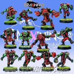 Orc Team #4