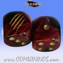 Claws d6 Set (2)