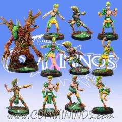 Wood Elf Team #2