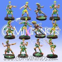 Wood Elf Team #3