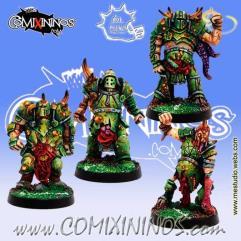 Rotten Warriors