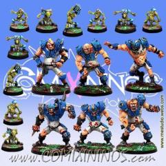 Ogre Team #1