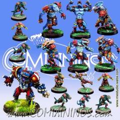 Lizardmen Team #2
