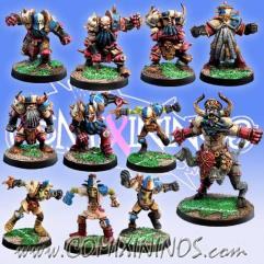 Kaos Dwarf Team #3