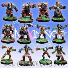 Kaos Dwarf Team #2