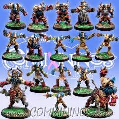 Kaos Dwarf Team #1