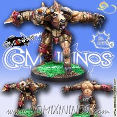 Big Guy - Minotaur #1