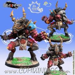 Big Guy - Nashgrak Minotaur, Star Player