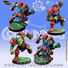 Orc Blitzers #1