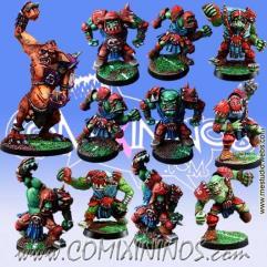 Orc Team #5