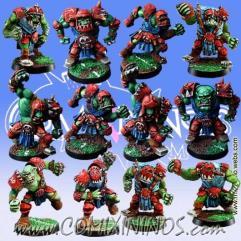 Orc Team #3