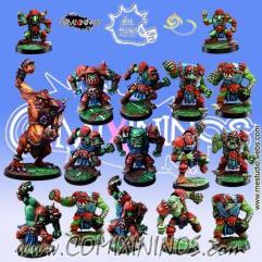 Orc Team #1