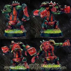 Black Orc Blockers #2