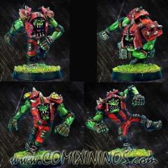 Orc Blitzers #2