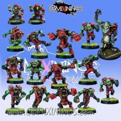 Orc Team #2