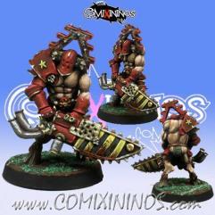 Maxwell - Kaos Chainsaw Star Player