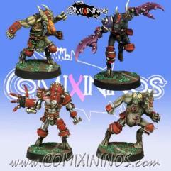Mutated Beastmen