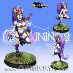 Dark Elves Witches