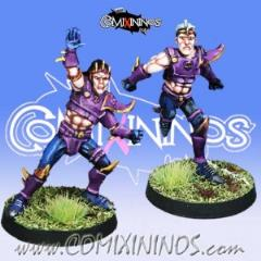 Dark Elf Runners